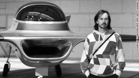 Australian designer Marc Newson