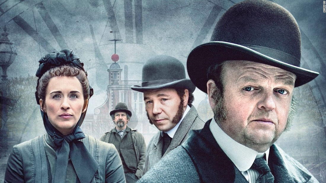 "<strong>""The Secret Agent""</strong> : The thriller is set in 1886 London and based on Joseph Conrad's novel about terror, espionage and betrayal. <strong>(Acorn TV)</strong>"