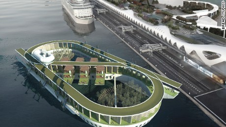 Floating cemeteries and space burials: Asia's futuristic take on death