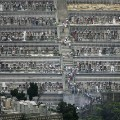 Hong Kong's overcrowded cemetery