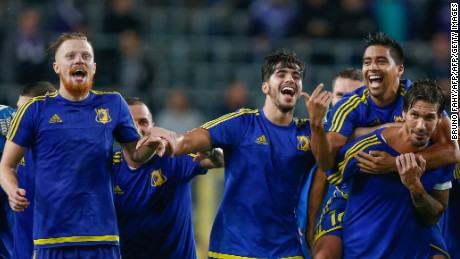 Russia's FC Rostov will compete in the European Champions League for the first time.