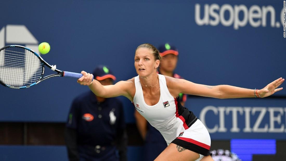 Pliskova crushed Ana Konjuh 6-2 6-2 and has now won 10 straight matches.