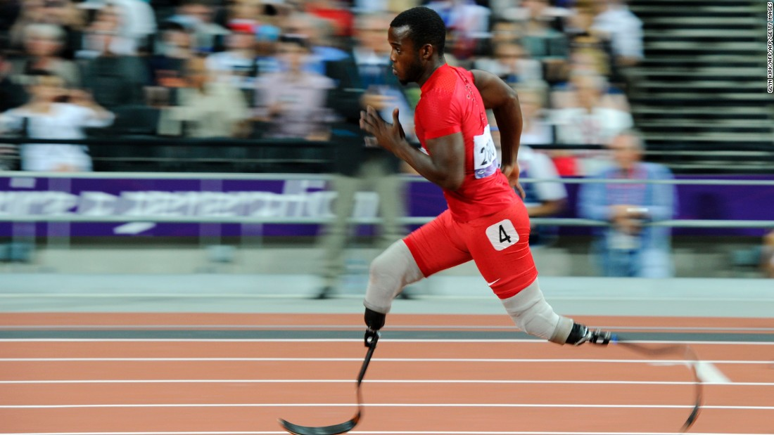 In the 400m T43 category, Leeper went one better and claimed a silver medal behind Pistorius in 2012.
