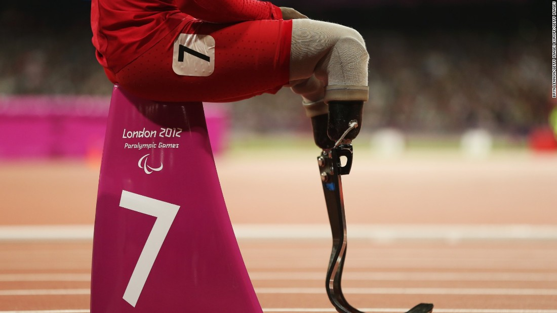 On the eve of the Rio Paralympics, Leeper found out that the IPC had dashed his hopes of competing in the Games after he tested positive for a banned substance in 2015.
