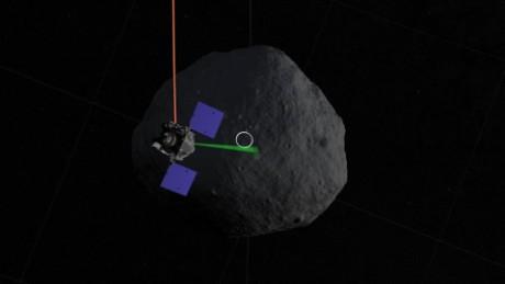 OSIRIS-REx, asteroid hunter