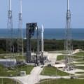 OSIRIS-REx on the launch pad