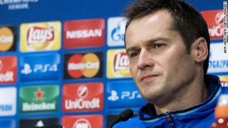 Assistant coach Dmitri Kirichenko took temporary charge after Berdyev's departure.