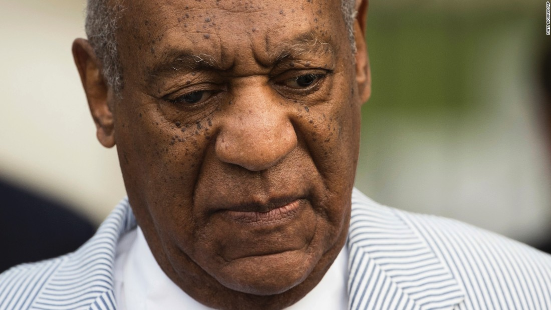 "Bill Cosby arrives for a hearing at the Montgomery County Courthouse in Norristown, Pennsylvania, on Tuesday, September 6. <a href=""http://www.cnn.com/2016/09/06/us/bill-cosby-sex-abuse-hearing/"" target=""_blank"">A judge in Pennsylvania has set a June 5, 2017, court date</a> for the 79-year-old entertainer, who has pleaded not guilty to three counts of felony aggravated indecent assault."