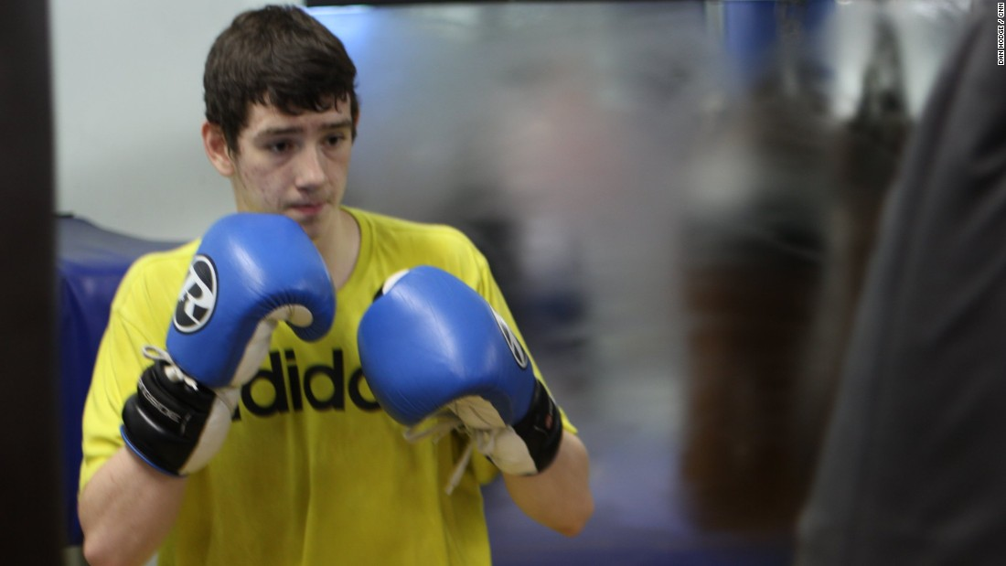 """All of them have the goal of boxing for Great Britain, according to Sid Khan. """"Once you're in the ring, you're boxing for your country,"""" he said."""