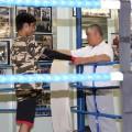 Sid Khan earlsfield boxing gym