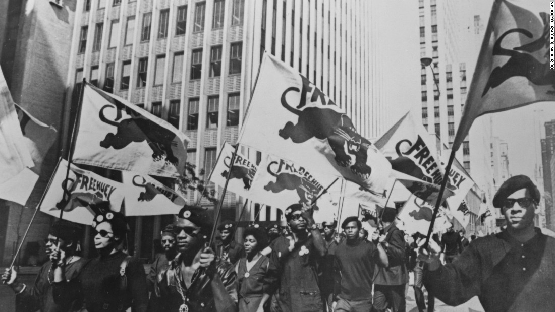 """""""The Civil Rights Movement hugely affected this group of youth who saw how successful it had been, and they see the means it's used to be successful. They use quite a lot of the same tactics. They're looking around at what else is unfair in society, and embarking on that as a cause."""""""