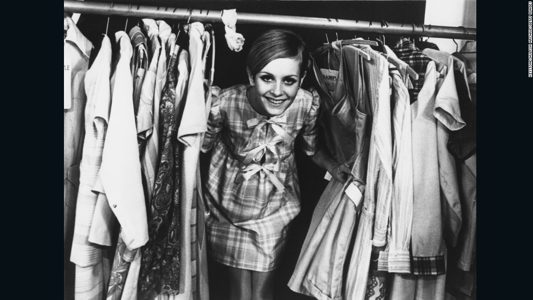 """""""The ability in this era for the youth to create their own identity was new. Before then, you grew up to be your parents. Being a teenager didn't have much of a distinction. But suddenly there were boutiques for young people,"""" Broackes said. <br />""""Twiggy was the face of 1966 when she was 16, and she was from Neasden, a suburb of London, presenting a much more democratic, open society for everybody, not just certain people."""""""