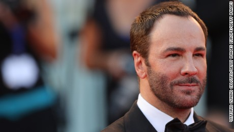 VENICE, ITALY - SEPTEMBER 02:  Tom Ford attends the premiere of 'Nocturnal Animals' during the 73rd Venice Film Festival at Sala Grande on September 2, 2016 in Venice, Italy.  (Photo by Vittorio Zunino Celotto/Getty Images)
