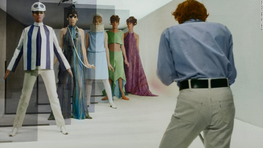 """""""There is such a nostalgia for Swinging London, but this film actually highlights that things were not exactly as they seemed.<br /><br />[Thomas, the protagonist] is living the high life with models and parties, but he's really actually himself not happy. He only gets excited with his life when he thinks he uncovers an unexplained murder. At that point his life picks up in interest.""""<br /><br />It's a film about existential angst and things that being as they seem, which is a riposte to this kind of 'Wasn't it all wonderful?'"""""""