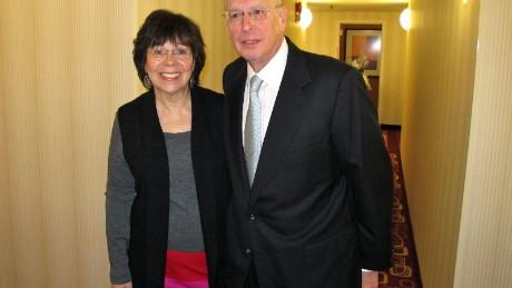 Liz and Steve Alderman