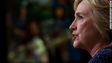Clinton: Half of Trump supporters 'deplorables'