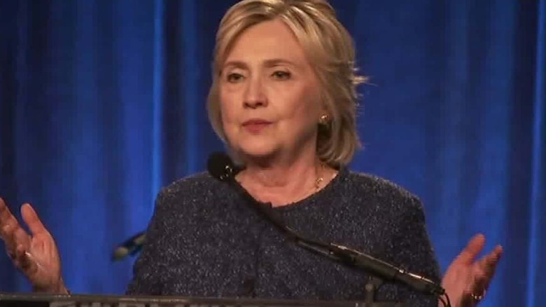 Hillary Clinton expresses regret for comment