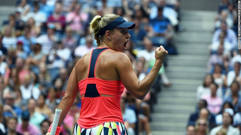 Kerber has turned her career around since reuniting with coach Torben Beltz.