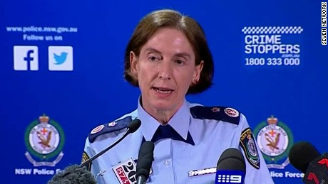 Man arrested in Sydney for 'ISIS-inspired' attack