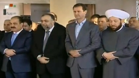Syria truce officially begins