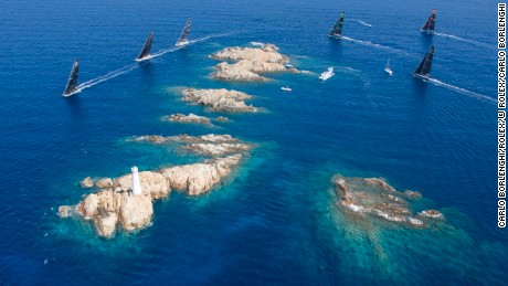 The Maxi Yacht Rolex Cup was in its 37th edition and incorporated the seventh running of the Maxi 72 Worlds. A record fleet of 52 boats, from 70ft Mini Maxis to 100ft (30m) plus giants in the Super Maxi and Wally class, turned up to compete in the prestigious regatta which draws owners and top sailors from all over the world.