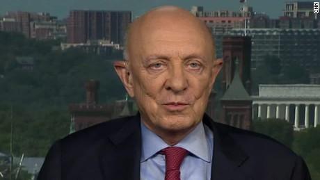 Ex-CIA director to advise Trump SOT ATH _00003426.jpg