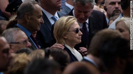 How Clinton should handle the stumbling story