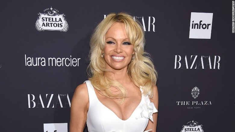 Pamela Anderson: porn killed 'Playboy'