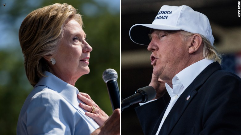 Trump, Clinton question Tulsa officer's actions