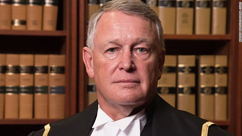 Judge in rape case: 'Keep your knees together'