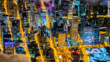 Vincent Laforet: On Leaning out of helicopters for the perfect shot