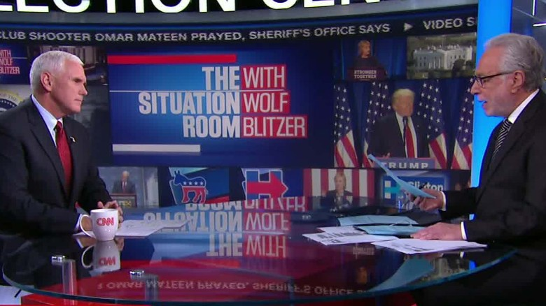 mike pence intv trump hillary clinton deplorables comment insult americans sot blitzer tsr _00011426