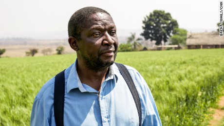 "Agrippa Mutambara called himself ""Dragon"" during his days as a general. Now he supports the opposition."