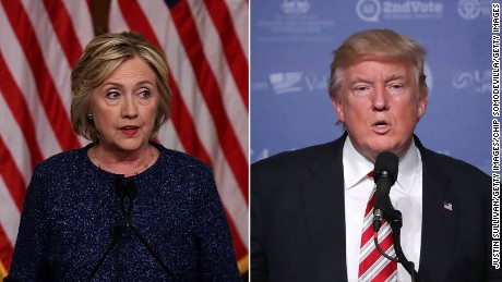 Poll: Trump and Clinton deadlocked in North Carolina