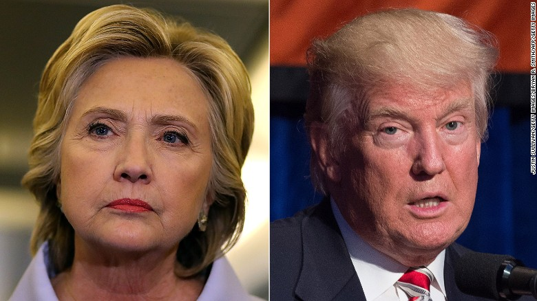 Poll: Trump holds narrow lead over Clinton in Ohio