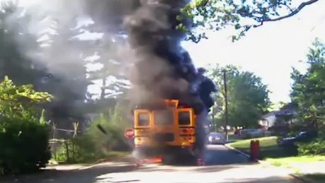 maryland bus driver saves kids from burning bus intv bts_00003614