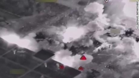 isis chemical weapons facility struck damon segment_00002422.jpg
