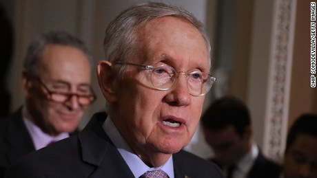 Sen. Harry Reid's letter to FBI Director James Comey (full text)