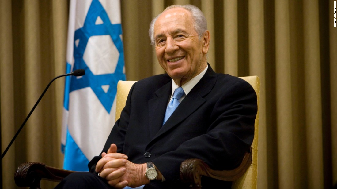 Remarks by President Obama at Memorial Service for Former Israeli President Shimon Peres