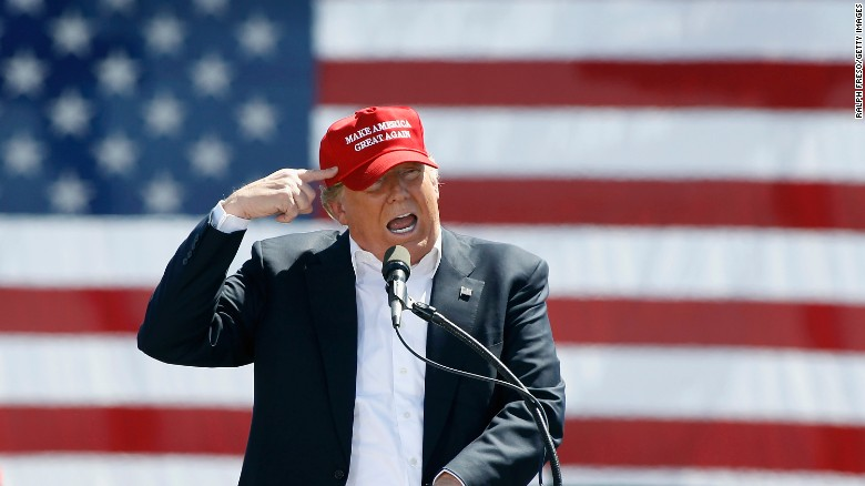 Report: Trump a threat to national security