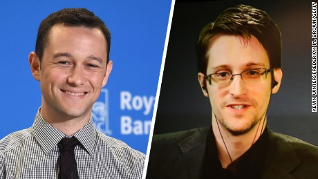 Joseph Gordon-Levitt on pardoning Edward Snowden