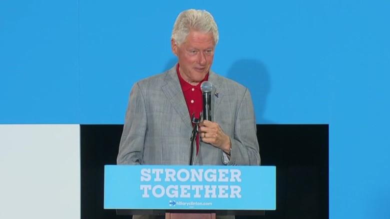 bill clinton rally nevada hillary flu comment sot_00000912