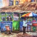Stemming Ebola through art