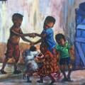 Stemming Ebola through art 2