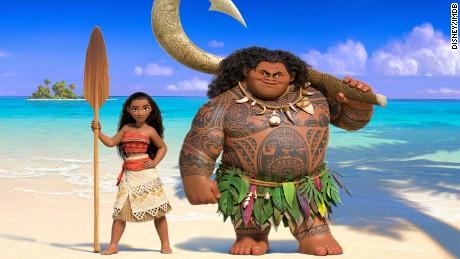 'Moana' trailer has Dwayne Johnson hitting the high Hawaiian seas
