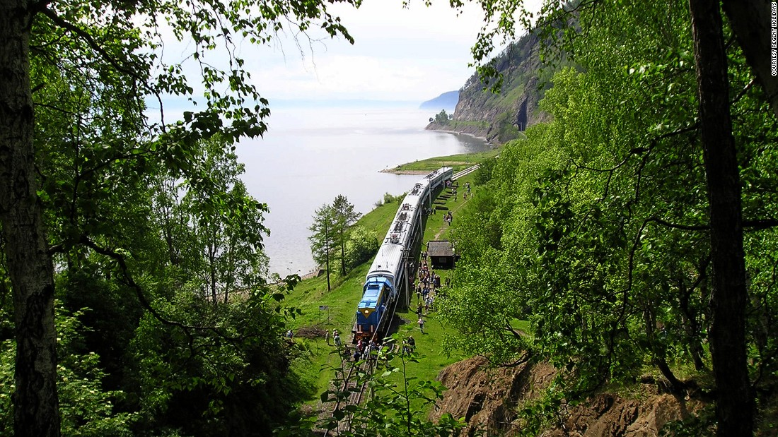 Secrets from the Trans-Siberian Railway
