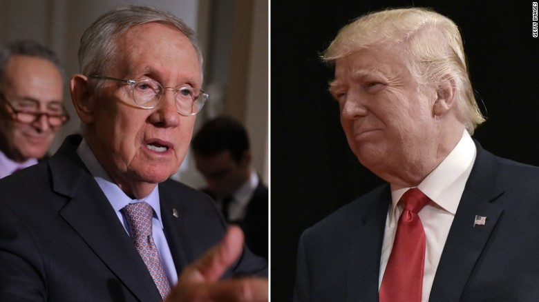 Reid: I can use my good eye to see Trump is a fraud