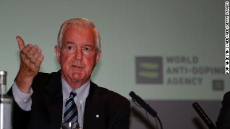 WADA president: Russian hackers not helping Russia