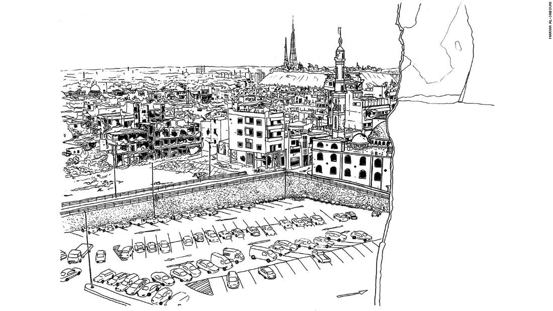 Bab Houd in Old Homs
