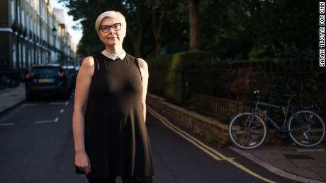 """""""We lived in a 12-floor building and it became a vertical street because you just couldn't get out,"""" said Zrinka Bralo."""